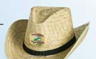 Straw Hat W/ U Shape It Brim