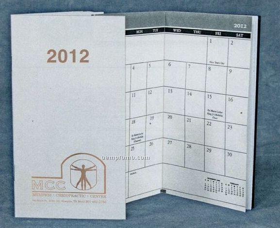 Pocket Planner (January - April)