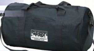 """Roll Bag With Front Pocket (18""""X10""""X10"""")"""