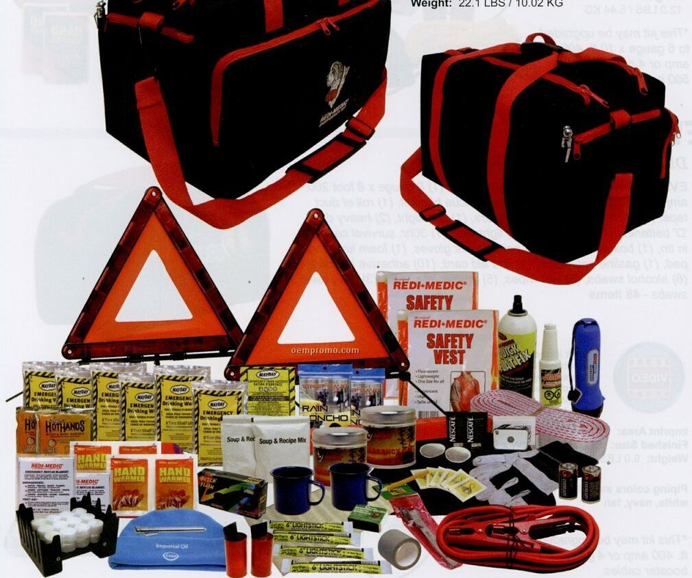 Shield 2 Designer Auto Safety Kit