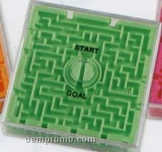 6-sided Maze Puzzle