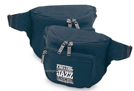 Custom Three Pocket Fanny Pack
