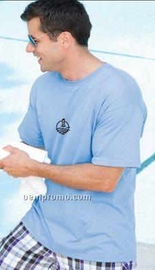 Light Heathers Gildan 100% Cotton Premium Tee Shirt
