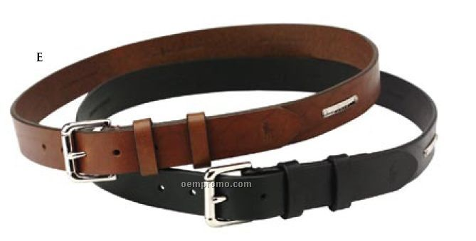 Polo Ralph Lauren Leather Officer's Belt (Size 34to 44)