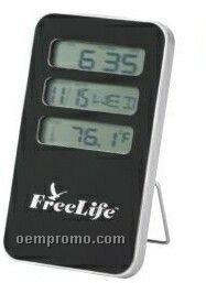 Executive Lcd Clock