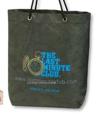 Non Woven Polymer Bag W/ Lace Handles