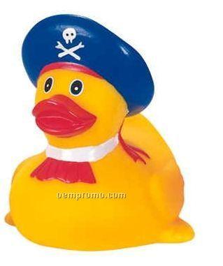 Rubber Pirate Duck