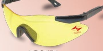 Strike Force II (8600) Radians Safety Glasses W/ Clear Lens