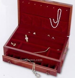 Royale Jewelry Chest