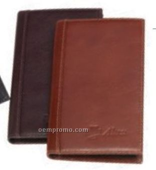 Bellino Jr. Journal With Leather Cover