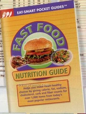 Fast Food Nutrition Guide With Trans Fat Counts