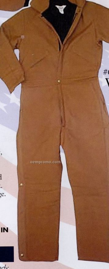 Workhorse Insulated Coveralls (S-xl)