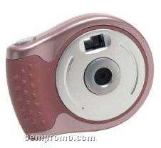 Pms Matching Mini Round Digital Camera