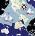 Knotty Nautical Oven Mitt