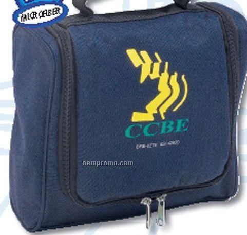 Microfiber Toiletry Travel Kit Bag
