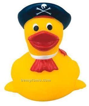 Mini Rubber Pirate Duck