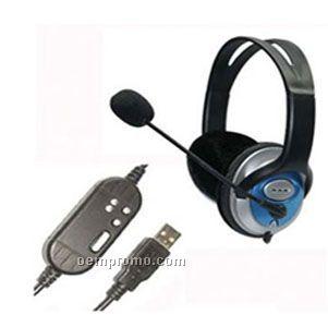 USB Type Headset