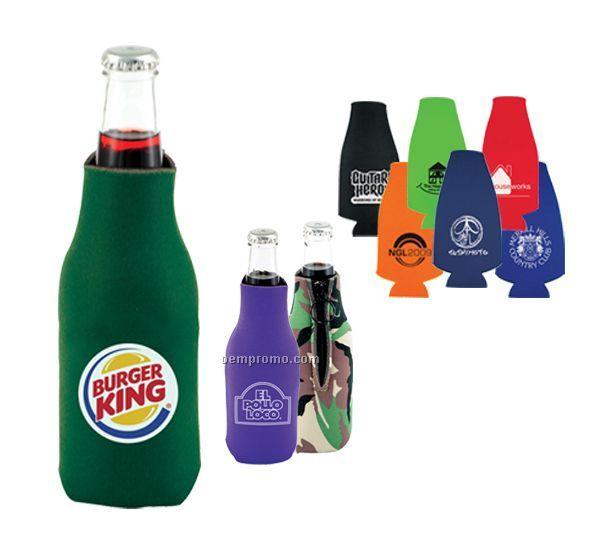 Zip Cool Beverage Insulator (4 Color Process)