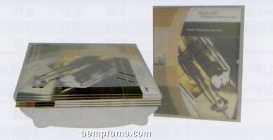 """Conformer Frosted Recycled Poly Legal Portfolio / Mailer (10 3/4""""X15 3/4"""")"""