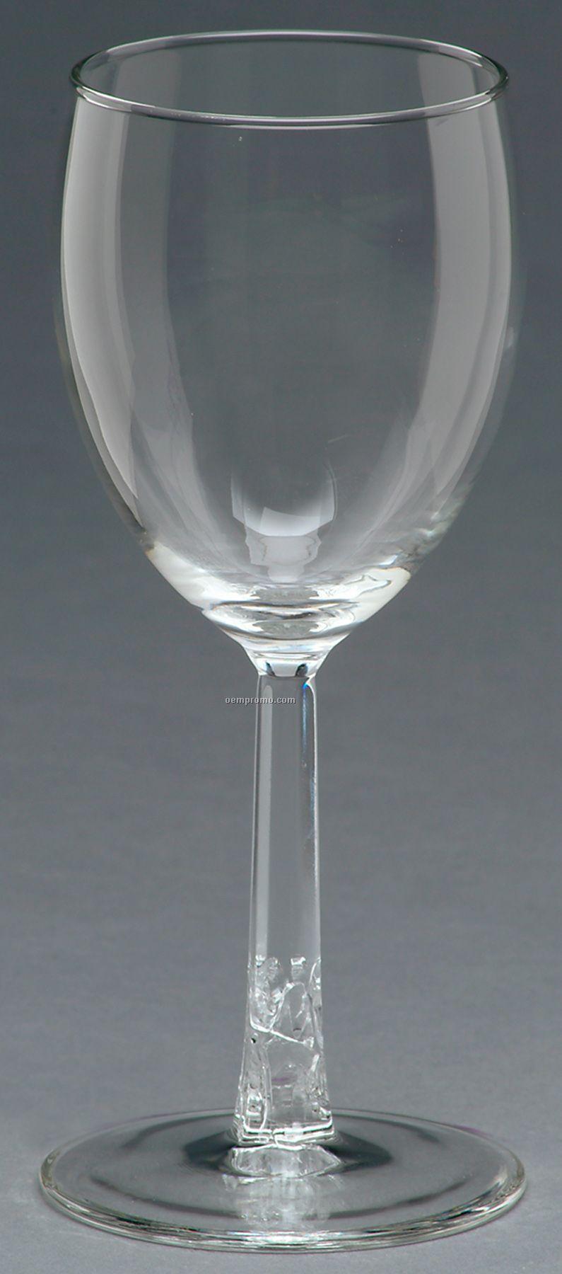Stemmed Wine Glass (8-1/2 Oz.)