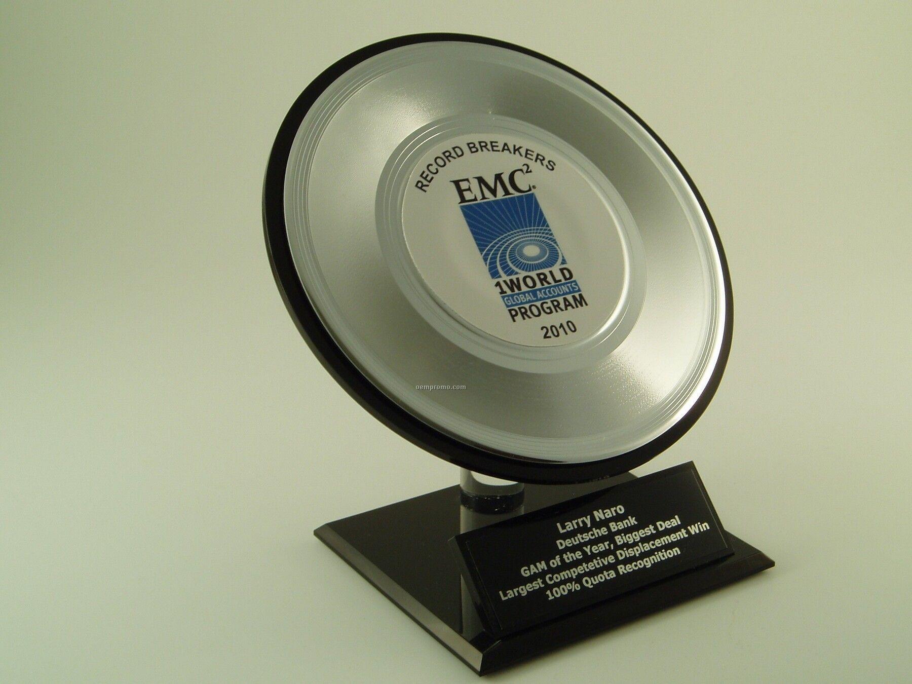 "7"" Angled Record Award"