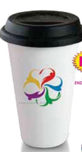 I'm Not A Matte Plastic Cup Ceramic Cup