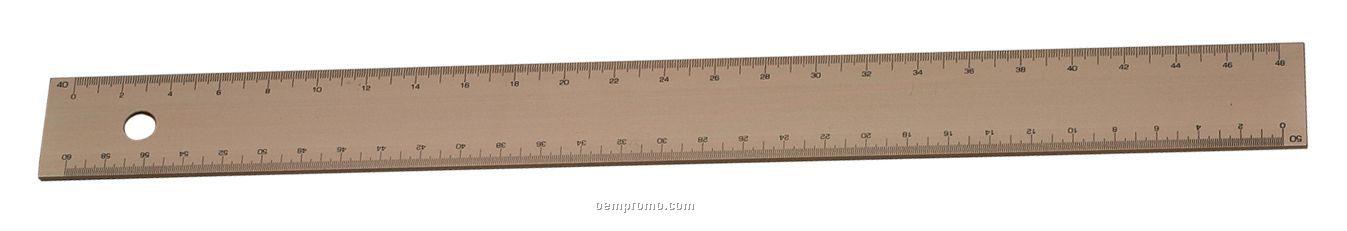 "12"" Engineer Straight Edge Ruler"