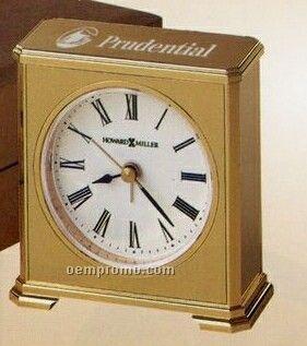 Howard Miller Camden Alarm Clock (Blank)