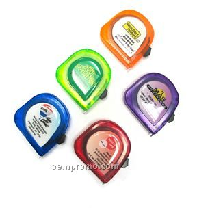 Pocket Dome Tape Measure (10 Ft)