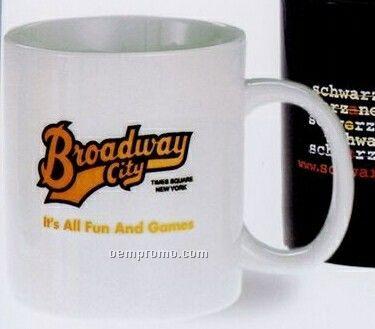 20 Oz. C-handle Mug (White)