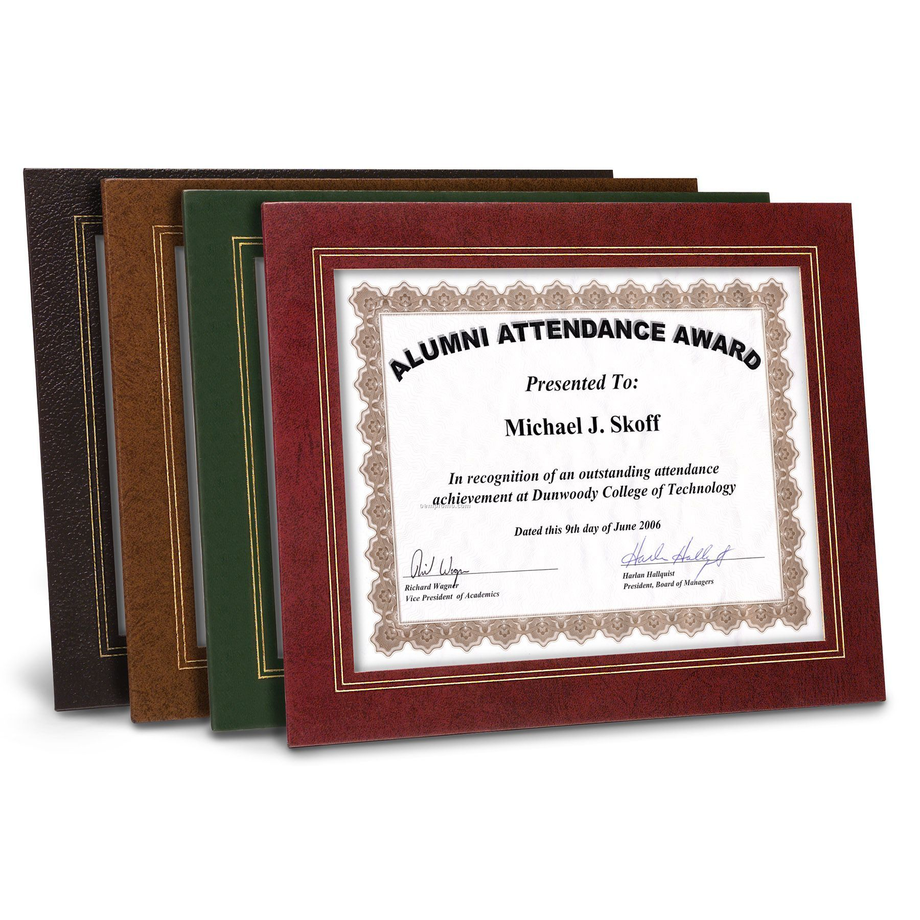 certificate frames frame holder leatherette framing clear wholesale diploma bulk award covers slide materials accessories