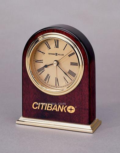 Howard Miller Parnell Arch Alarm Clock (Blank)