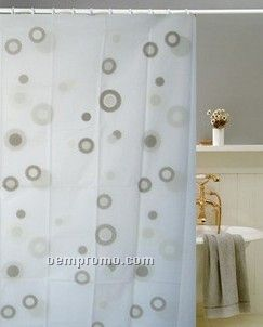 Pave Shower Curtain