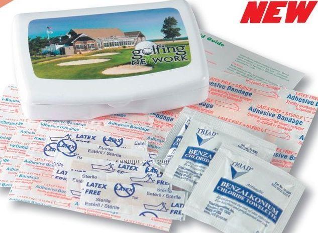 Express Safety Kit W/Digital Imprint