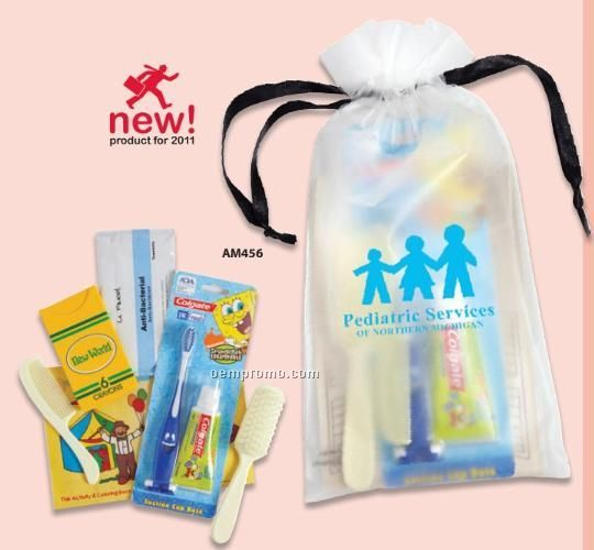 Kids Make It Fun Patient Kit