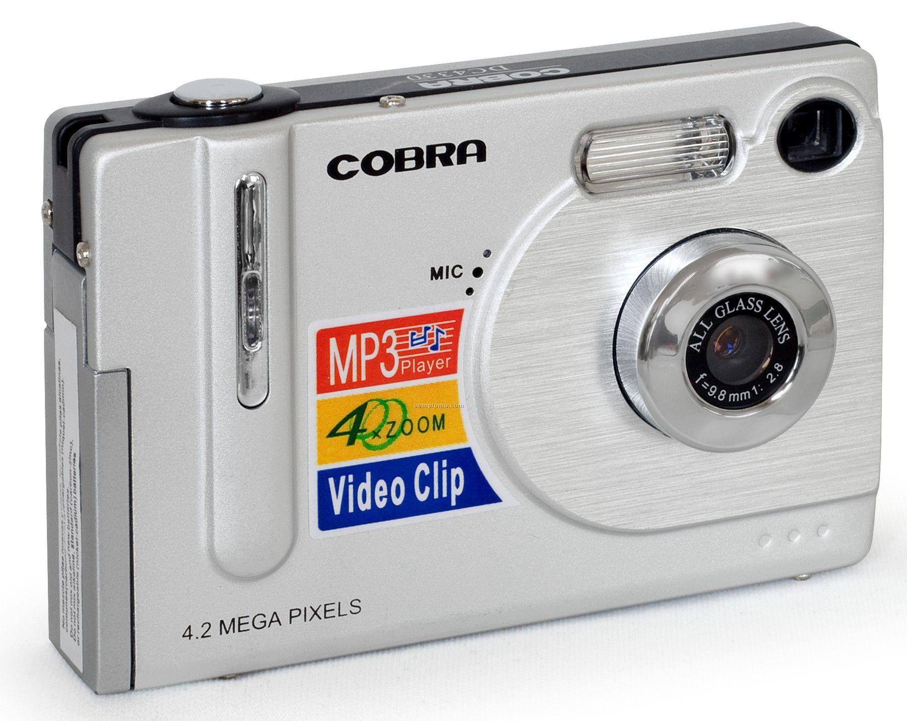 4.0 Mega Pixel Digital Camera