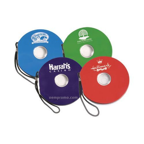 Colored Metal CD/ DVD Case With Handle