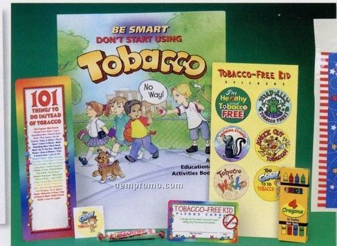 Tobacco Education Activity Pack