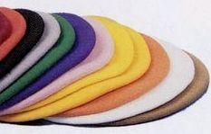 "11.5"" Wool Beret Hat"