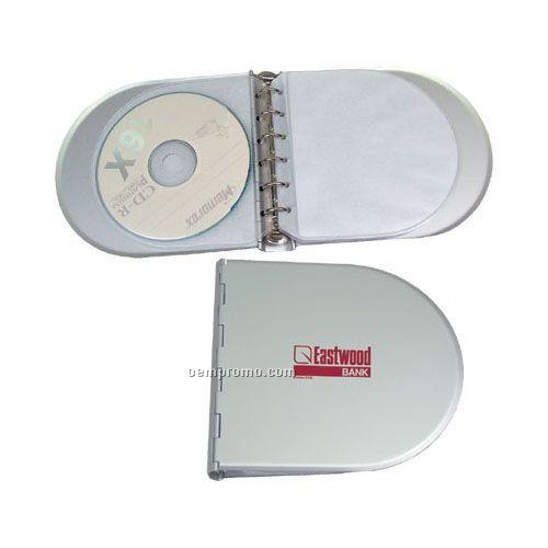 Aluminum CD/ DVD Holder