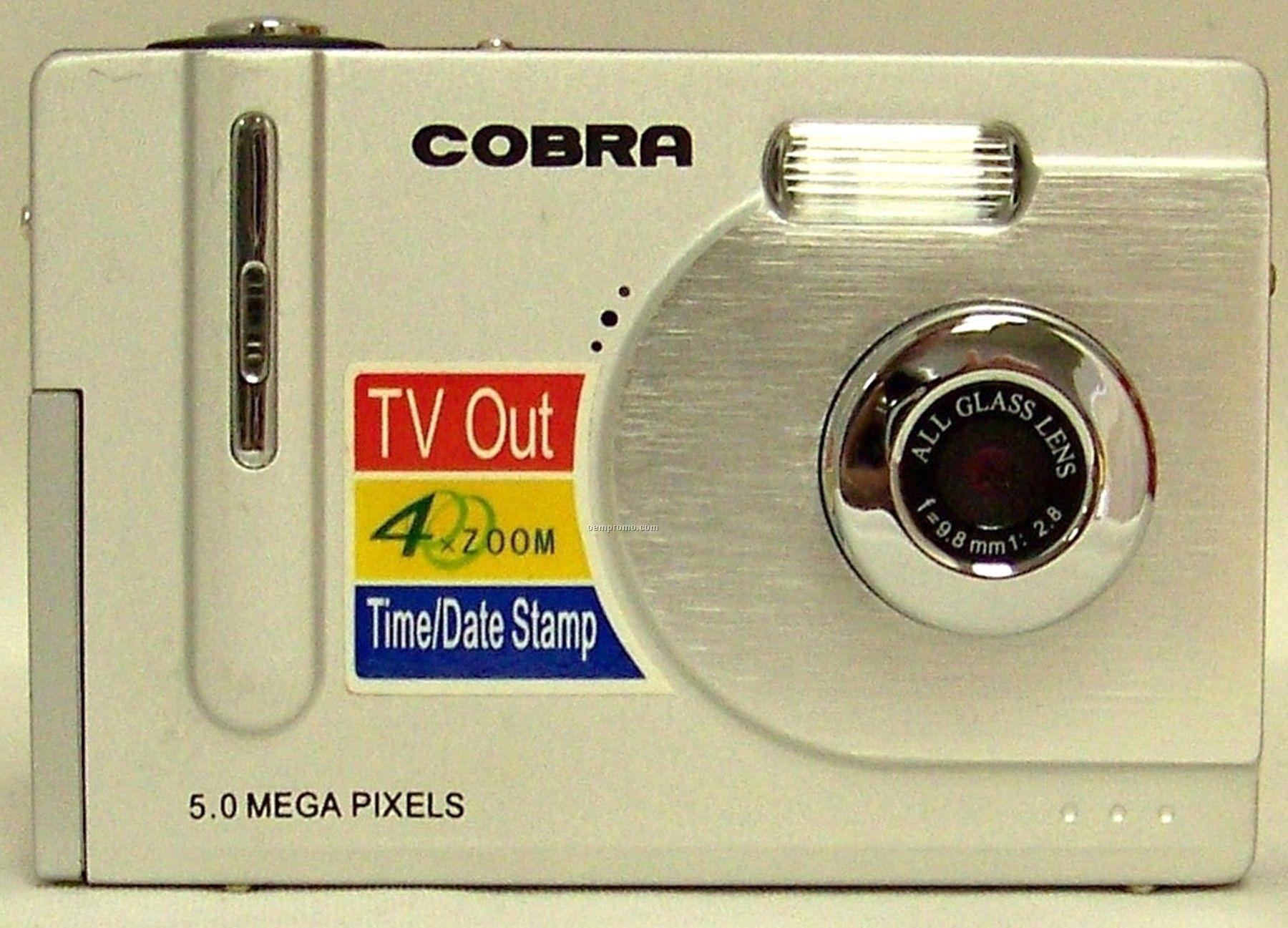 "Digital Camera With 1.5"" Color Screen."