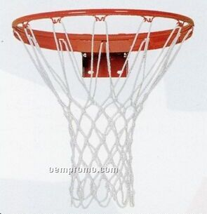No Whip Action Basketball Hoop