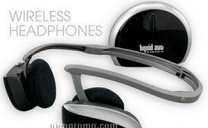 Wireless Stereo Mp3 Headphone Set