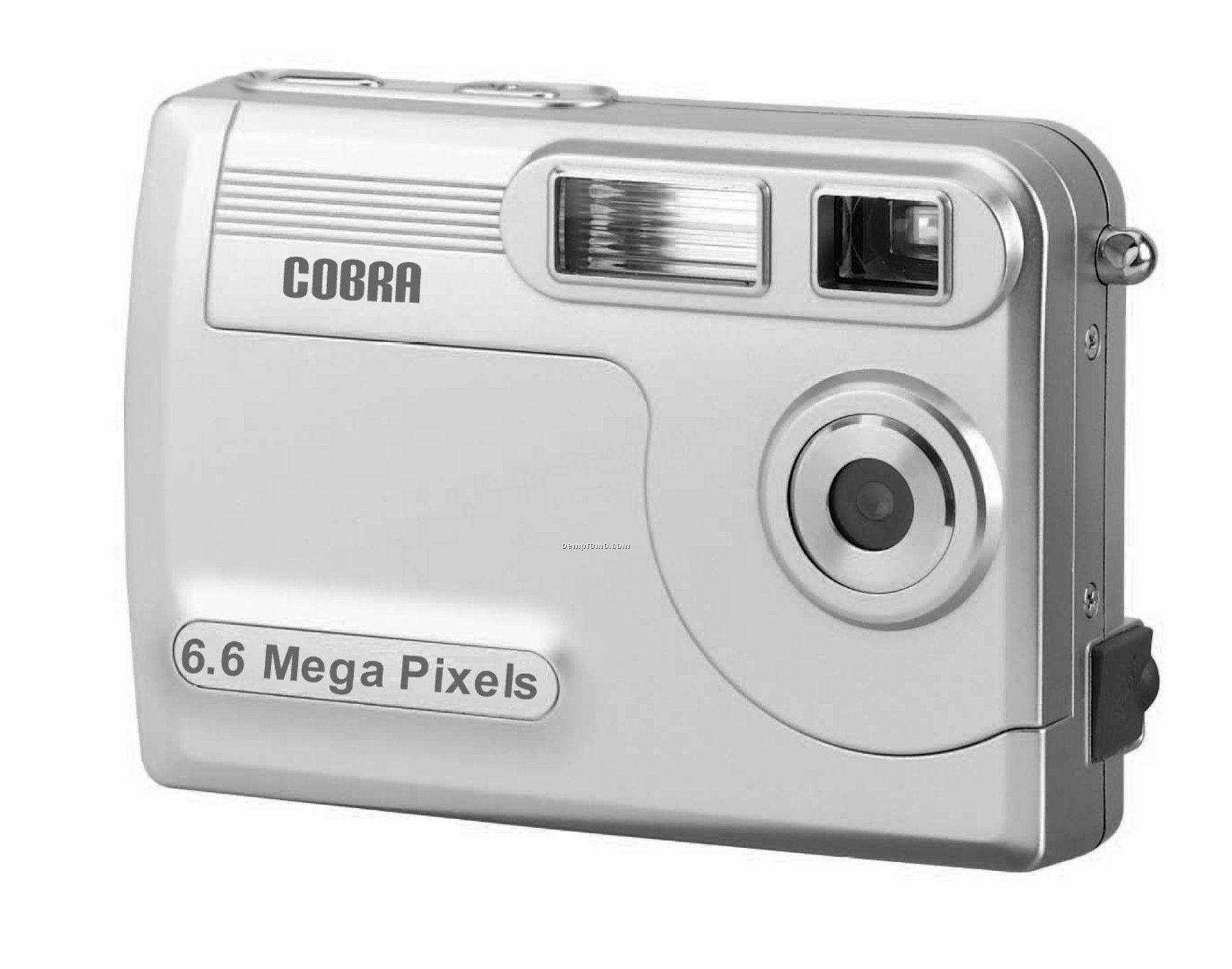 6 Mega Pixel Digital Camera