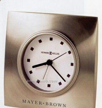 Howard Miller San Bernardino Alarm Clock (Blank)