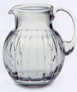 Soho 2 Liter Round Pitcher Barware
