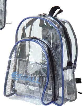 Transparent Backpack / Screen