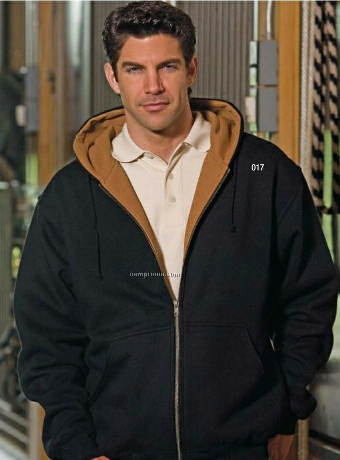 Dunbrooke Craftsman Workman's Hooded Jacket W/Thermal Insulation - Assorted