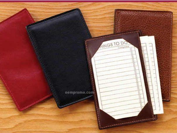 Slimline Notecard Jotter