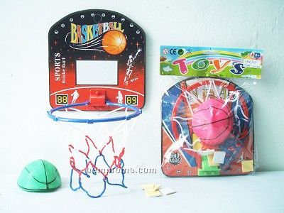 Toy Basketball